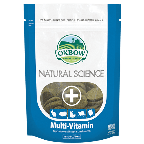 Oxbow Natural Science Multi-Vitamin | Pisces Pets