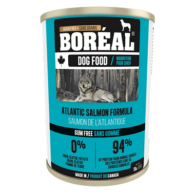 Boreal Atlantic Salmon Dog Food 369 g | Pisces Pets