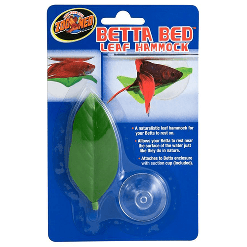 Betta Bed Leaf Hammock | Pisces Pets