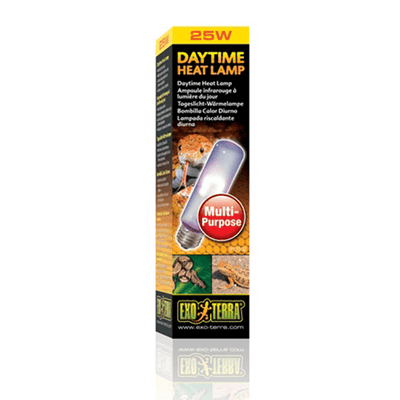 Exo Terra Daytime Heat Lamp - 25 W | Pisces Pets