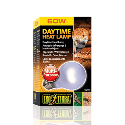 Exo Terra Daytime Heat Lamp - 60 W | Pisces Pets
