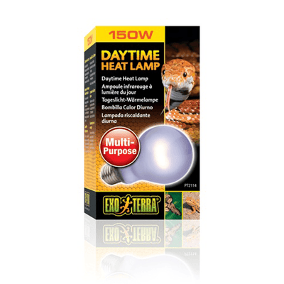 Exo Terra Daytime Heat Lamp - 150 W | Pisces Pets