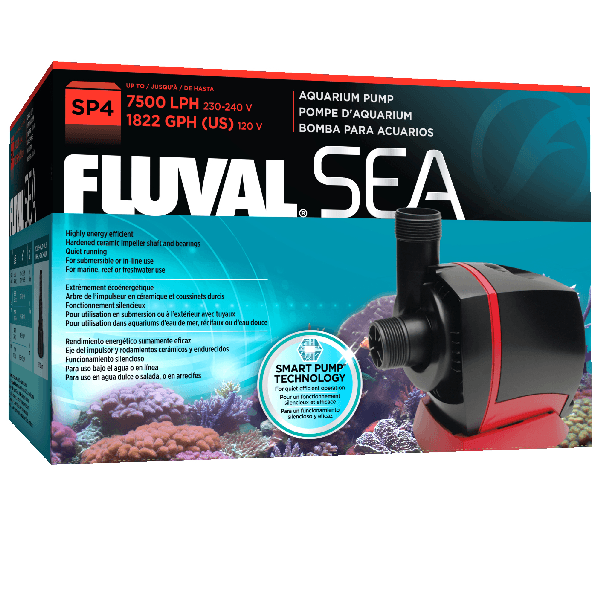 Fluval Sea SP4 Aquarium Sump Pump | Pisces Pets