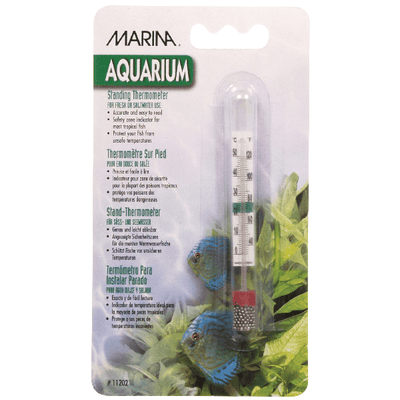 Marina Standing Thermometer | Pisces Pets