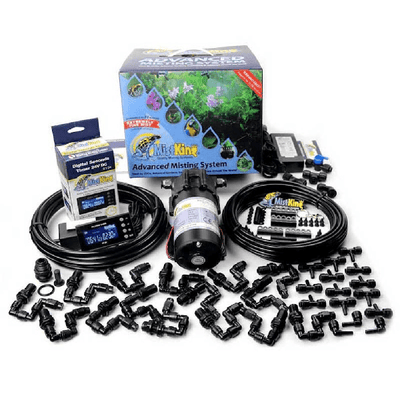 MistKing Advanced Misting System Kit | Pisces Pets