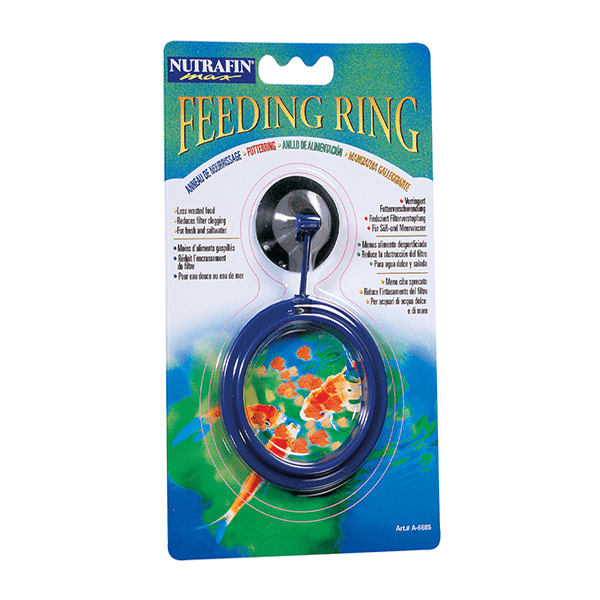 Nutrafin Max Feeding Ring | Pisces Pets