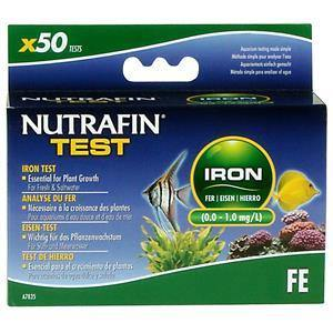 Nutrafin Test Iron FE (0.0-1.0 mg/L) | Pisces Pets