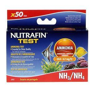 Nutrafin Test Ammonia NH3/NH4 | Pisces Pets