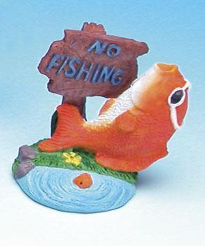 Mini-Replica Fish Ornament | Pisces Pets