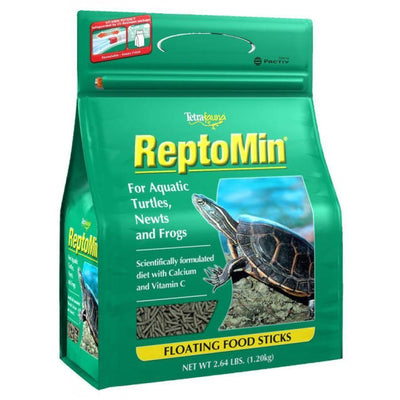 Tetra Reptomin Floating Food Sticks - 2.64lbs