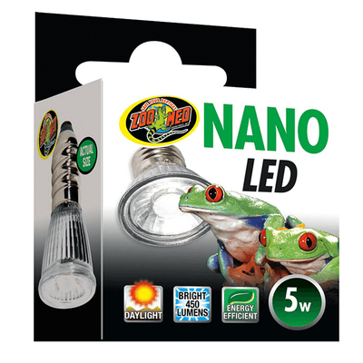 Zoo Med Nano LED 5 Watt | Pisces Pets