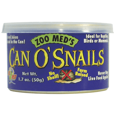 Zoo Med Can O' Snails - 50 g | Pisces Pets