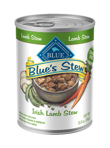 Blue Irish Lamb Stew for Dogs 354 g | Pisces Pets