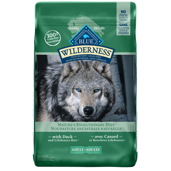 Blue Wilderness Duck Dog Food - 10.8 kg | Pisces Pets