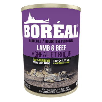 Boreal Lamb & Beef Dog Food 690 g | Pisces Pets