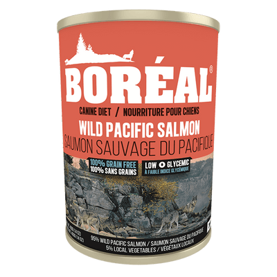 Boreal Wild Pacific Salmon Dog Food 690 g | Pisces Pets