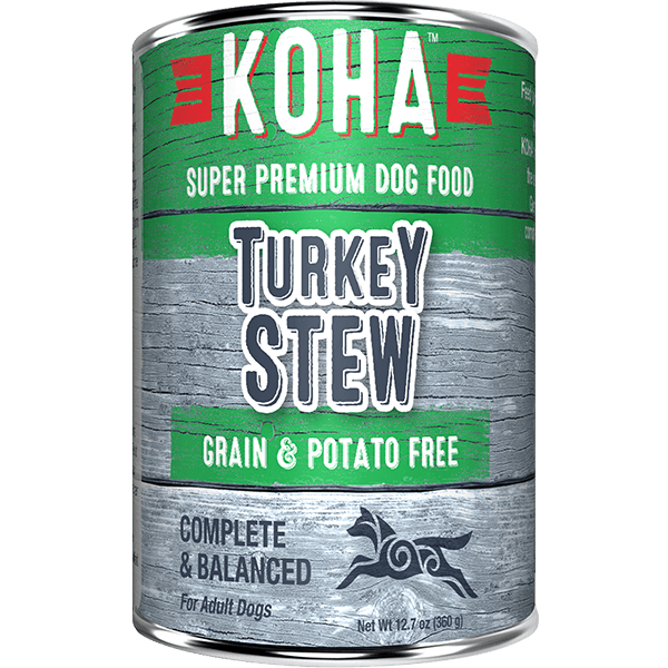 Koha Turkey Stew Dog Food 360 g | Pisces Pets