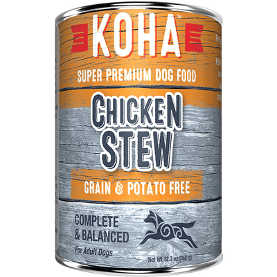 Koha Chicken Stew Dog Food 360 g | Pisces Pets