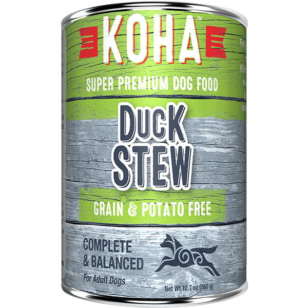 Koha Duck Stew Dog Food 360 g | Pisces Pets