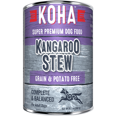 Koha Kangaroo Stew Dog Food 360 g | Pisces Pets