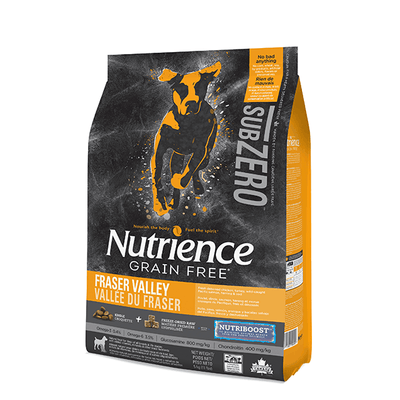 Nutrience SubZero Fraser Valley for Dogs 5 Kg | Pisces Pets