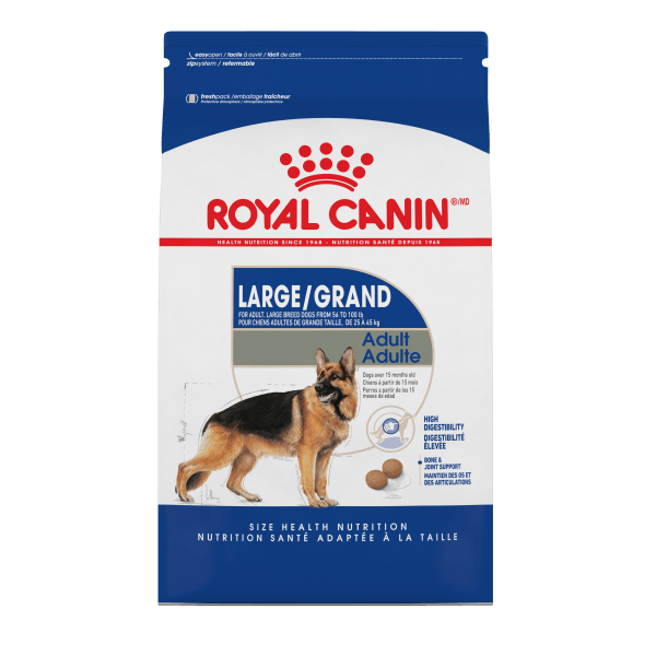 Royal Canin Adult Large- 35lb