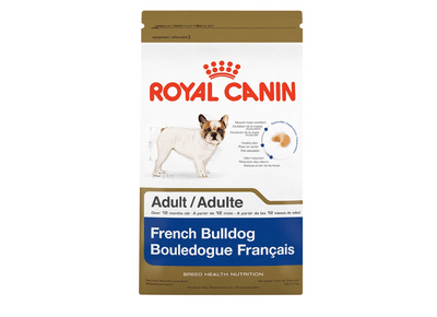 Royal Canin French Bulldog Adult Dry Dog Food - 2.72kg | Pisces Pets