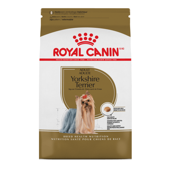 Royal Canin Yorkshire Terrier- 10lb