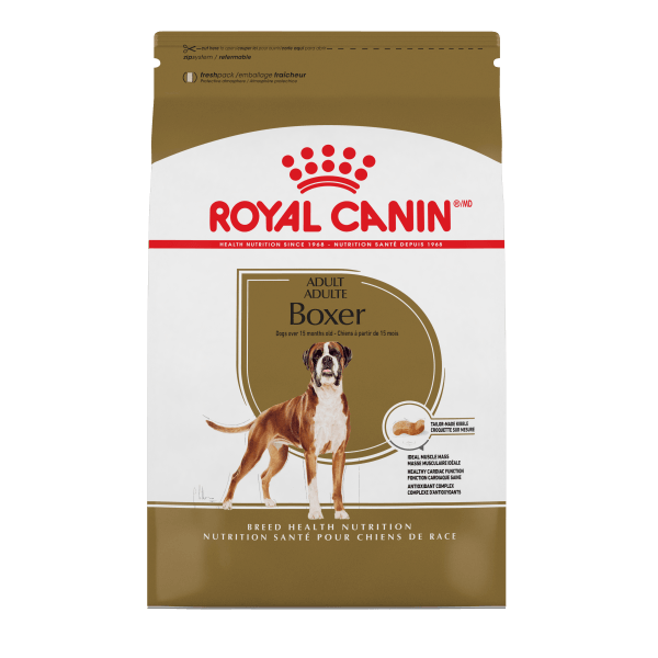 Royal Canin Boxer- 30lb