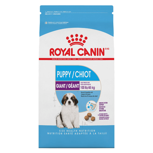 Royal Canin Giant Puppy- 30lb