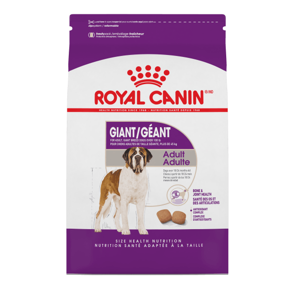 Royal Canin Giant Adult- 35lb
