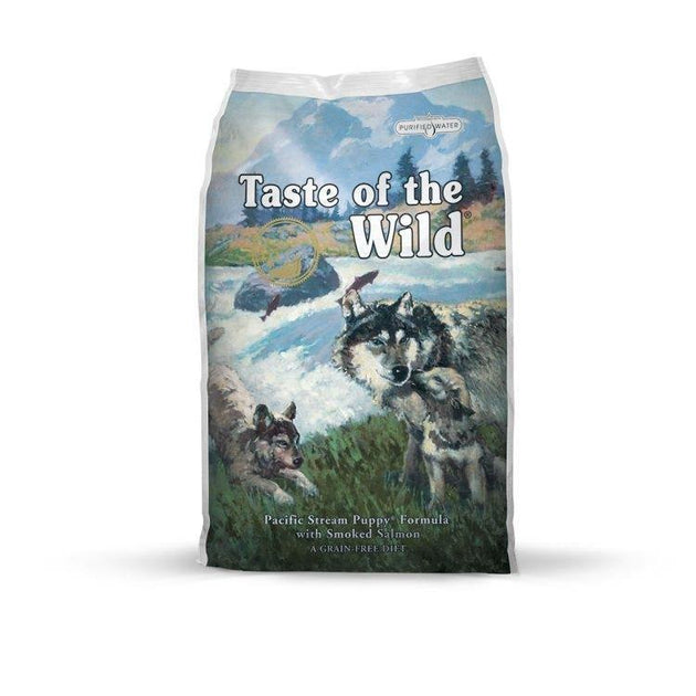 Taste of the Wild Pacific Stream Puppy Food - 12.7 kg | Pisces Pets