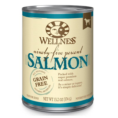 Wellness Ninety-Five Percent Salmon 374 g | Pisces Pets