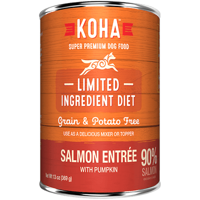 Koha Limited Ingredient Salmon Entree 369 g | Pisces Pets