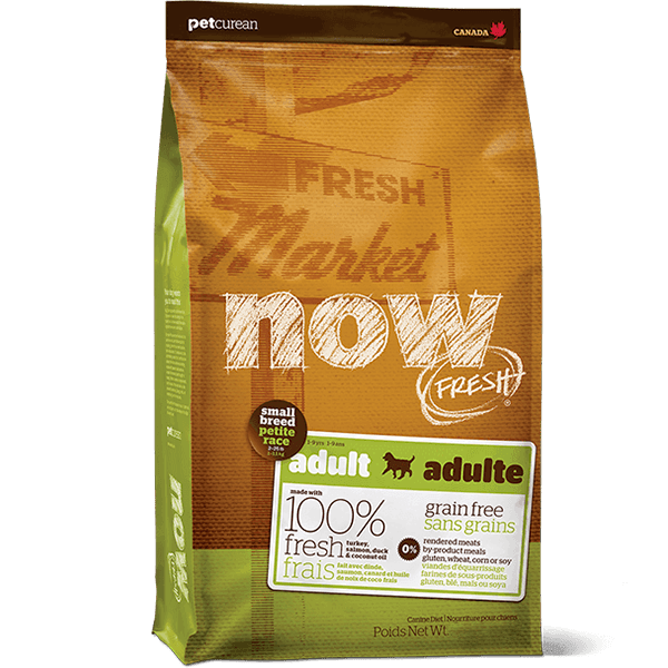 NOW Small Breed Adult Dog Food | Pisces Pets