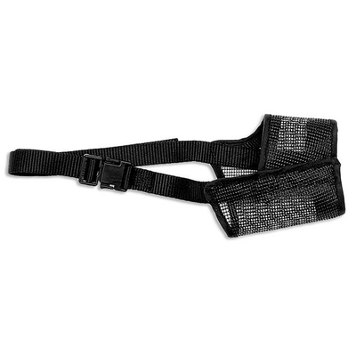 Coastal Pet Best Fit Adjustable Mesh Muzzle | Pisces Pets