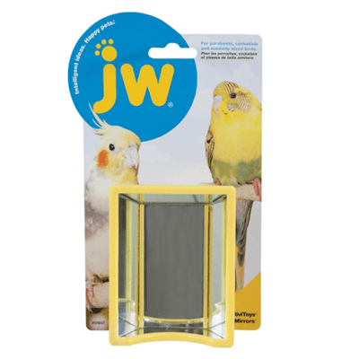 JW Pet Hall Of Mirrors Bird Toy | Pisces Pets