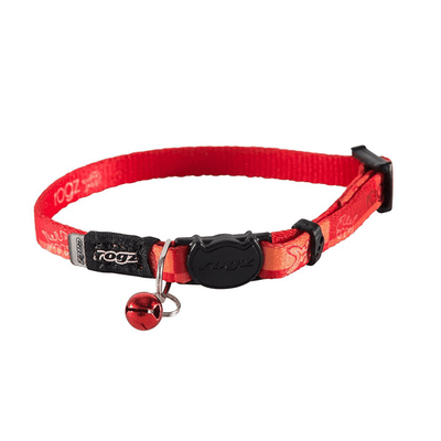 Rogz KiddyCat Breakaway Buckle Collar - X-Small | Pisces Pets