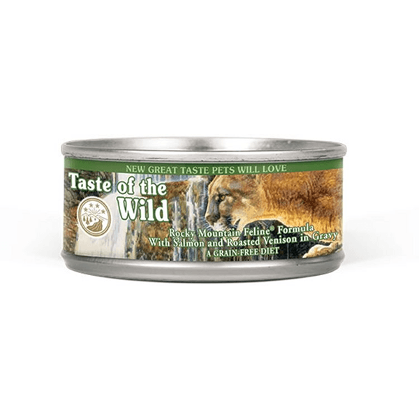 Taste of the Wild Rocky Mountain Feline - 156 g | Pisces Pets