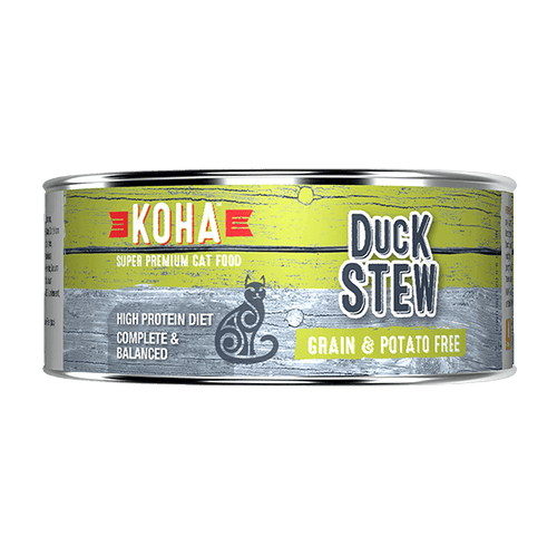 Koha Cat Duck Stew 156 g | Pisces Pets