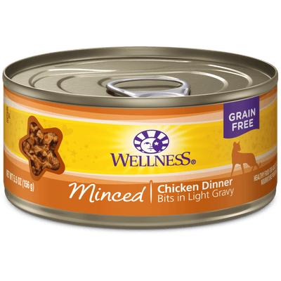 Wellness Cat Minced Chicken Dinner 156 g | Pisces Pets