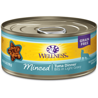 Wellness Cat Minced Tuna Dinner 156 g | Pisces Pets