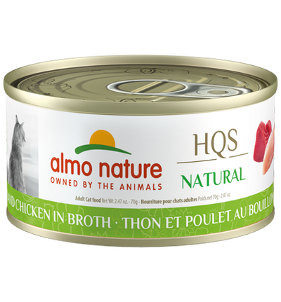 Almo Nature Tuna & Chicken | Pisces Pets