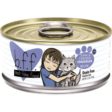 Weruva BFF Cat Tuna & Chicken Chuckles 156 g | Pisces Pets