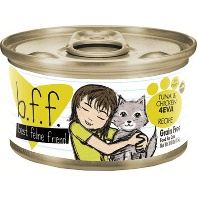 Weruva BFF Cat Tuna & Chicken 85 g | Pisces Pets