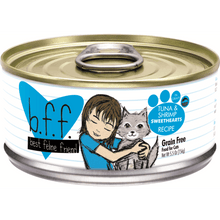 Weruva BFF Cat Tuna & Shrimp Sweethearts 156 g | Pisces Pets