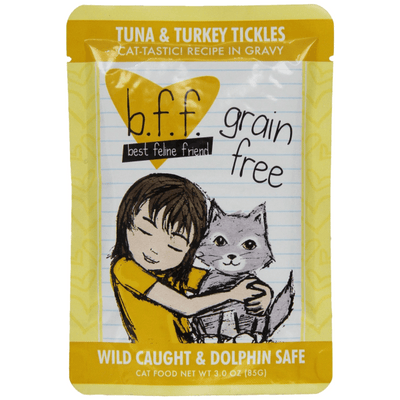 Weruva BFF Cat Tuna and Turkey 85 g | Pisces Pets