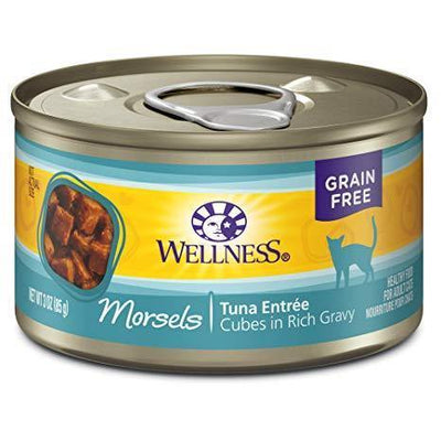 Wellness Cat Morsels Tuna 85 g | Pisces Pets