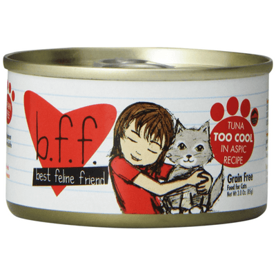 Weruva BFF Cat Tuna Too Cool 85 g | Pisces Pets