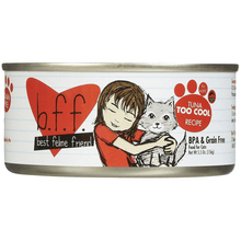 Weruva BFF Cat Tuna Too Cool 156 g | Pisces Pets